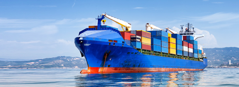 Ocean Freight - Frequent Sailings from Various Ports